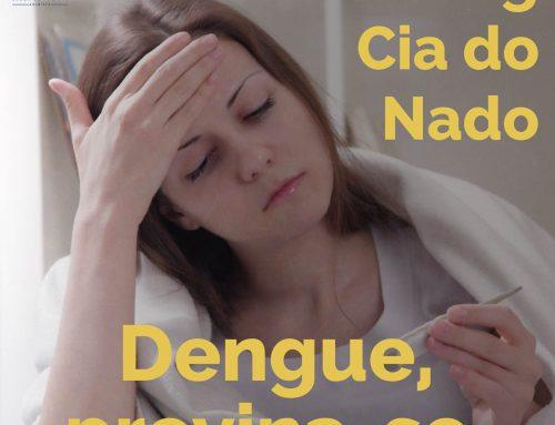 Dengue: prevenção e cuidados